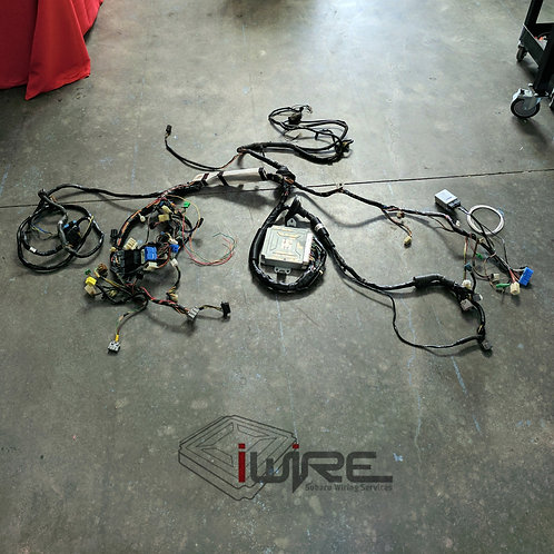 iWire Pre-Merged Harness - 96L to 2.0 WRX
