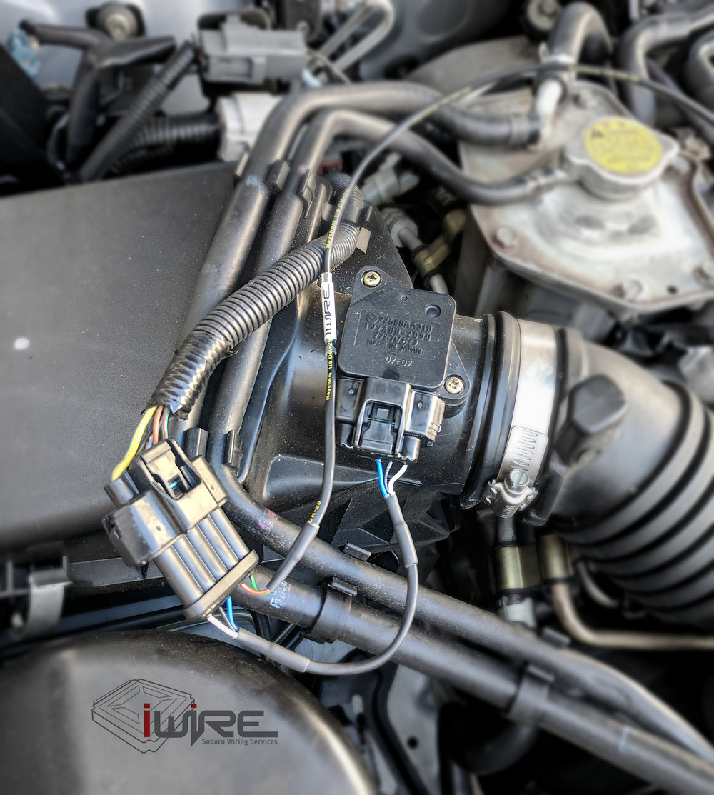 Hybrid MAF Subaru Tuning Wiring Plug and Play