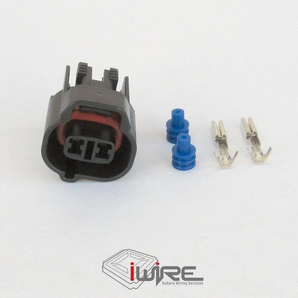 2004-2007 Subaru Impreza Fog LIght Plug Connector Replacement