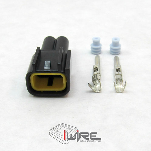 V1-6 Subaru DCCD Sub Harness Receptacle OEM Replacement Connector