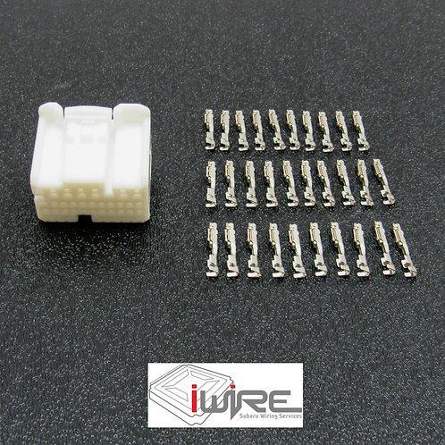 Subaru STI DBW ECU Plug C Plug ECU C PLUG