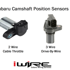 Subaru Camshaft Cable Throttle vs Drive By Wire
