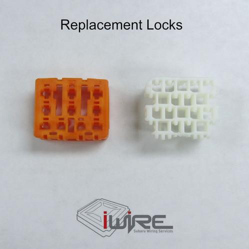 Subaru AVCS Wiring Kit - Replacement Locks