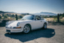Porsche 912 - Mike Build - Front View in