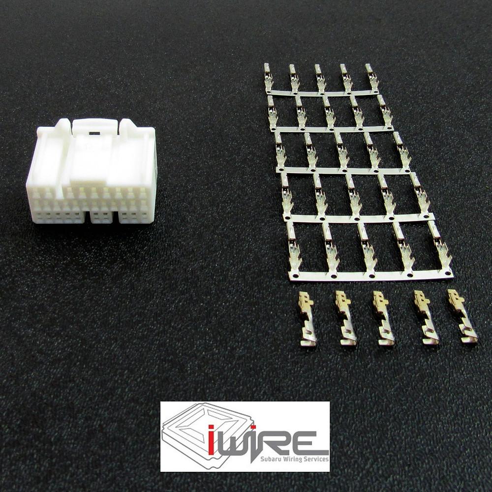 Subaru ECU Wiring