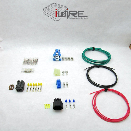 Auto to Manual Transmission Connector Package - DCCD Transmission