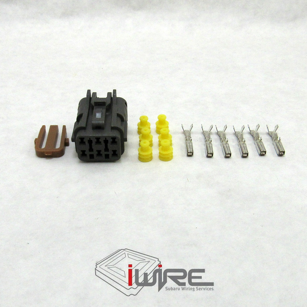 Subaru DCCD Transmission Plug Connectore OEM Replacement
