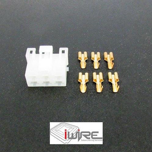 Blower Motor Plug for Subaru OEM Replacement Connector Blower fan plug blower fan switch plug legacy blower motor plug