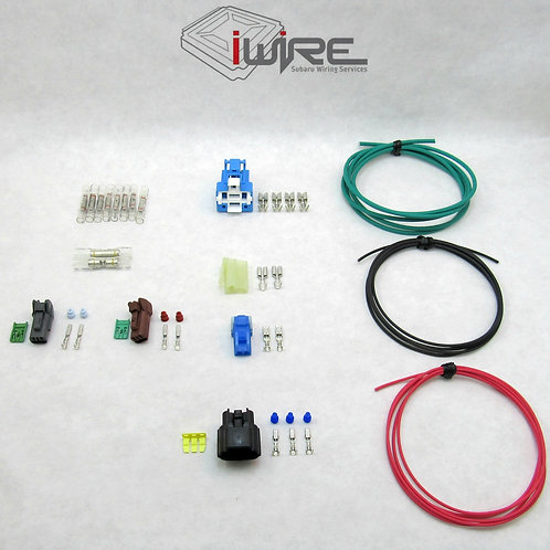 Auto to Manual Transmission Connector Package - NA Transmission