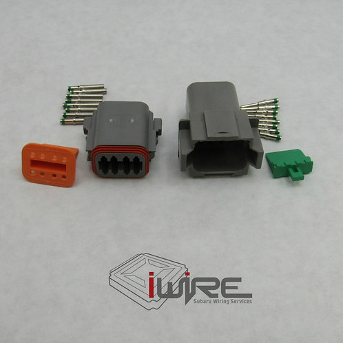 Deutsch DT8 Connector Kit
