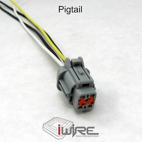2015+ WRX Front Fog Light/Turn Signal Plug on