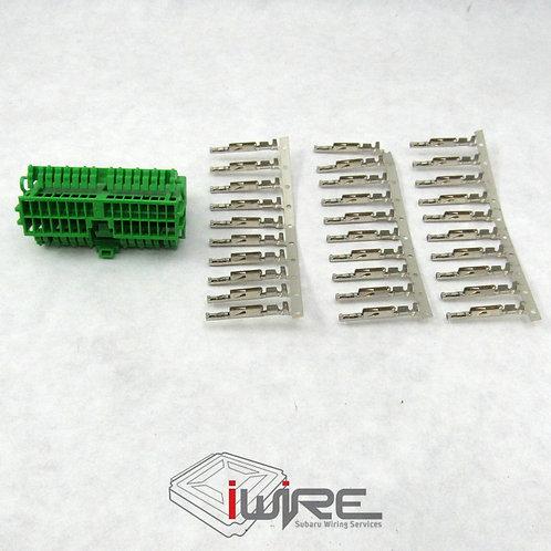 OEM Replacement Subaru 2002-2007 Cluster Plug B Connector