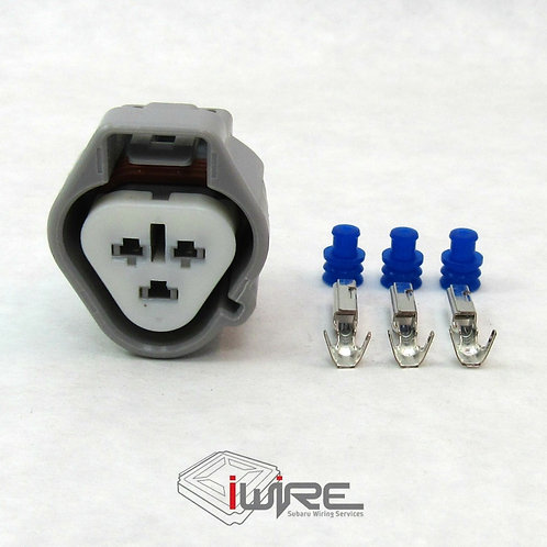 Subaru Headlight Leveler Plug for 2008+ STi Replacement Connector OEM