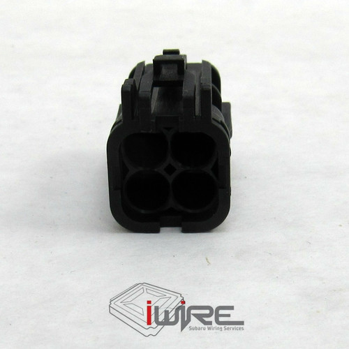 oem replacement subaru transmission plug (non dccd equipped) connector