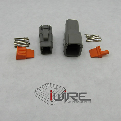 Deutsch DTM6 Connector Kit