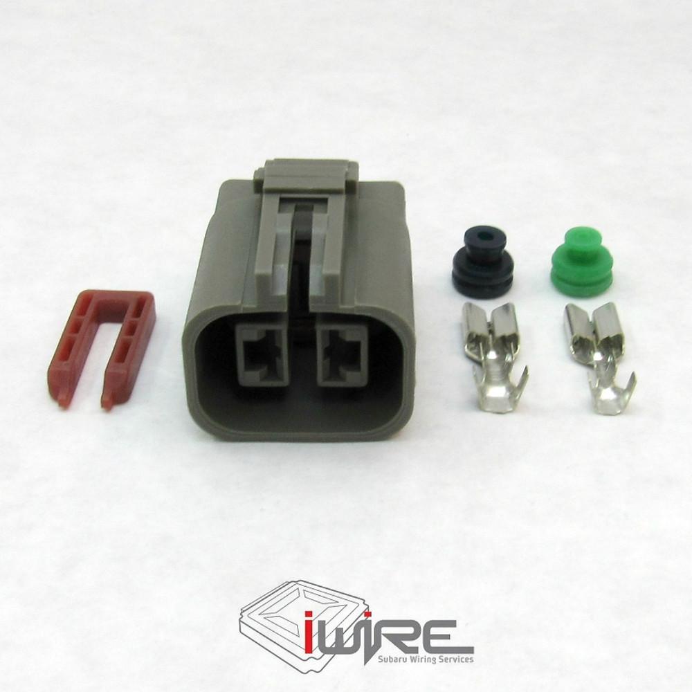 Subaru Alternator Plug Replacement OEM Connector