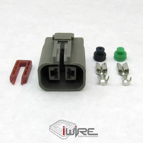 OEM Replacement Subaru Alternator Plug for 1998 and Older