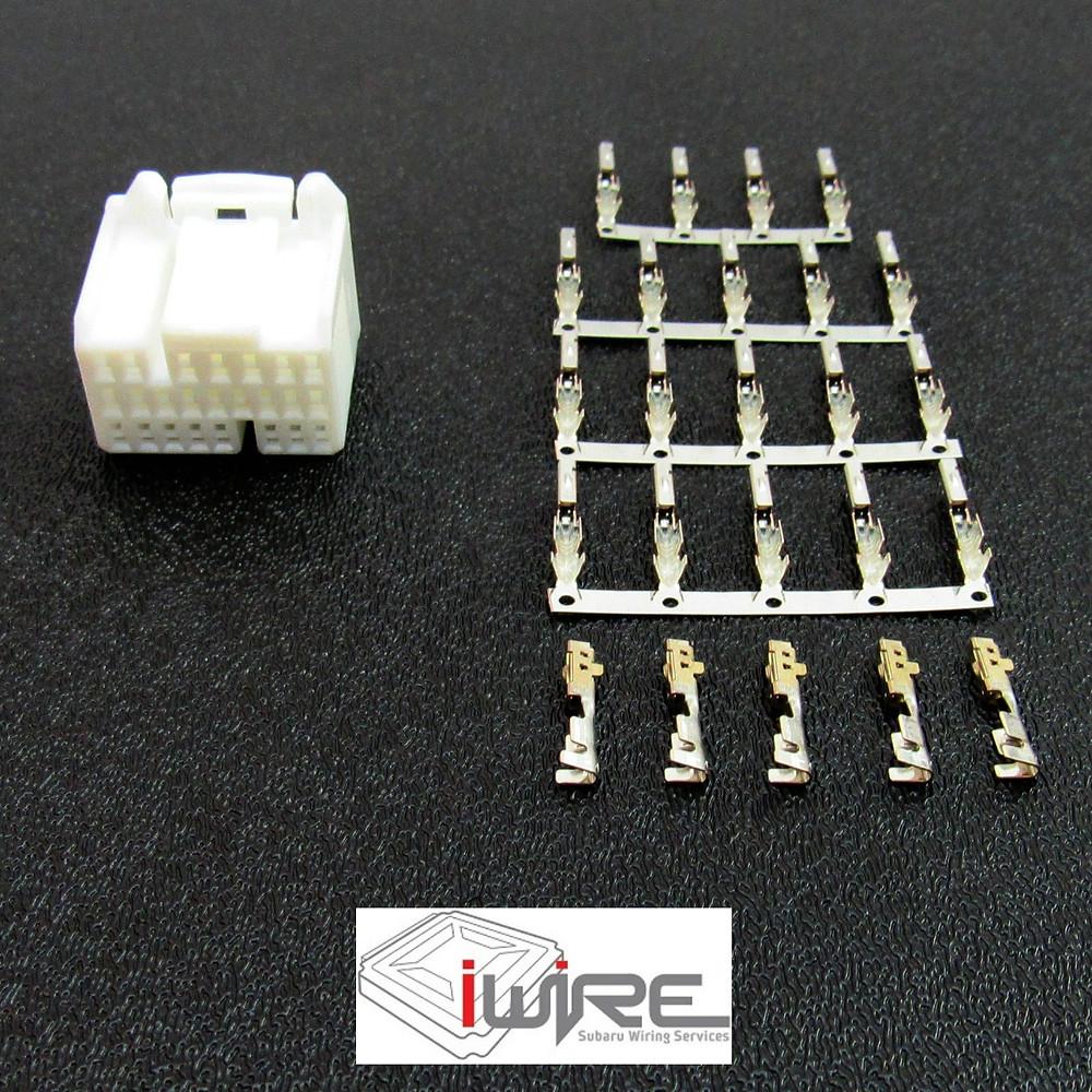 Subaru ECU Connector for 2.0 WRX