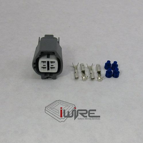 OEM Replacement Subaru Rear O2 Oxygen Sensor Plug Connector