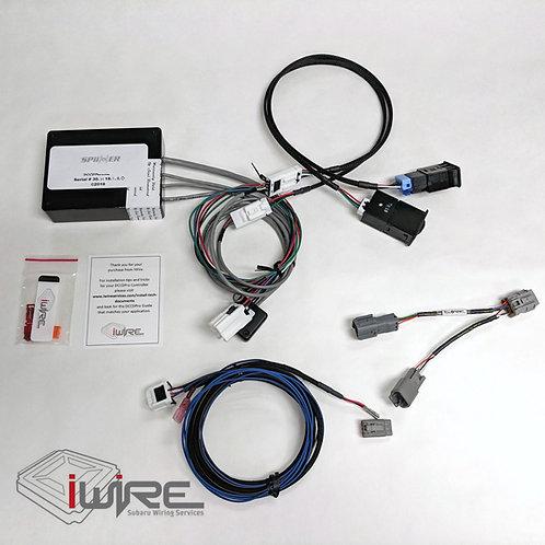 Subaru DCCDPro Spiider Controller Wiring Kit