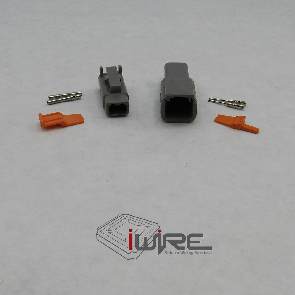 Deutsch Dtm2 Connector Kit