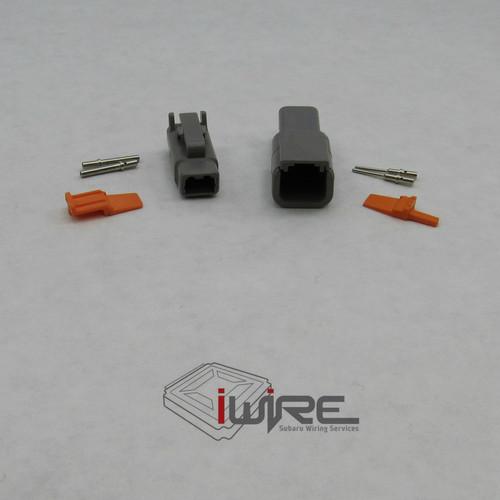 Deutsch DTM2 Connector Kit on