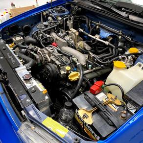 How To Do a Subaru WRX Swap into a RS