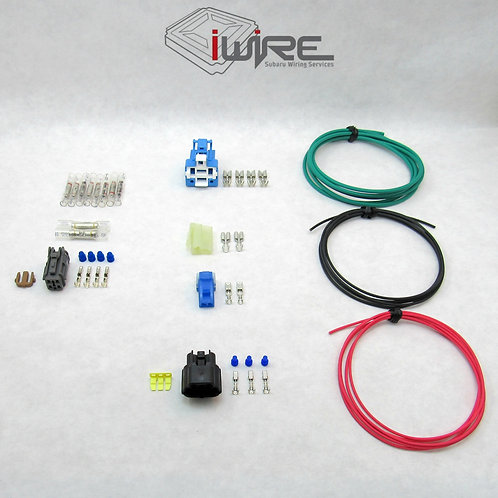 Auto to Manual Transmission Connector Package - Turbo Transmission