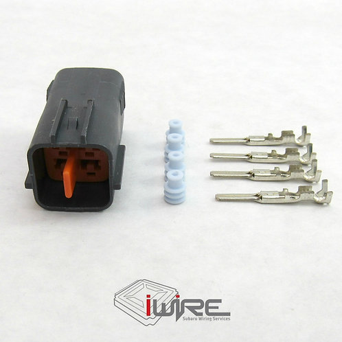OEM Replacement Subaru 04-06 STi Engine Receptacle Connector Plug