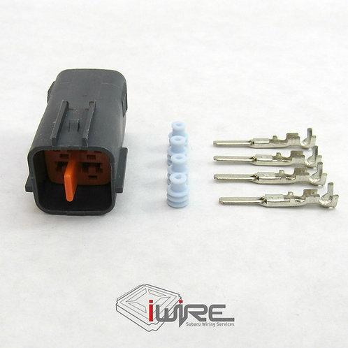 OEM Replacement Subaru 04-06 STi Engine Receptacle Connector Plug