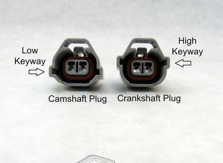 Subaru Camshaft vs Crankshaft Plug
