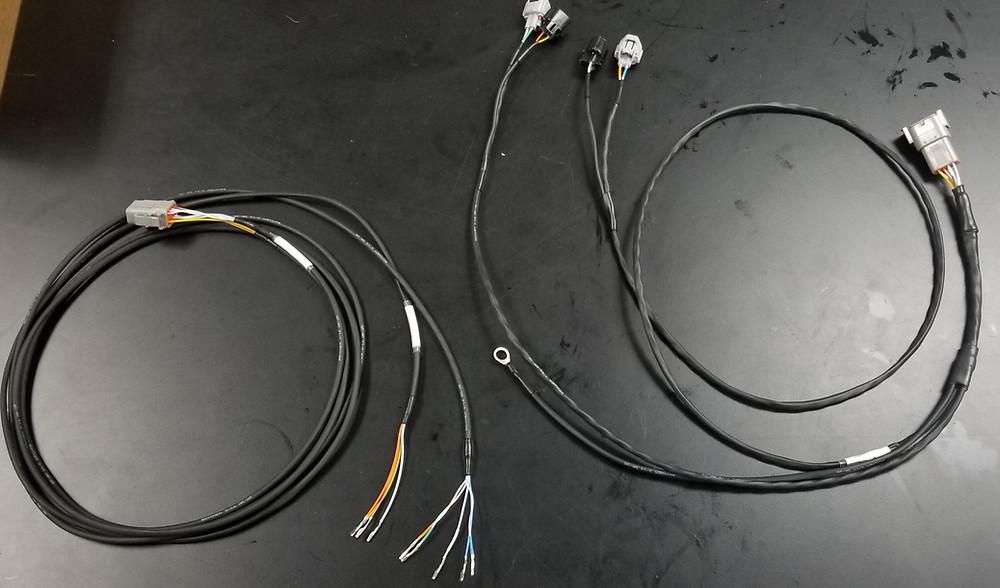 Subaru AVCS Wiring