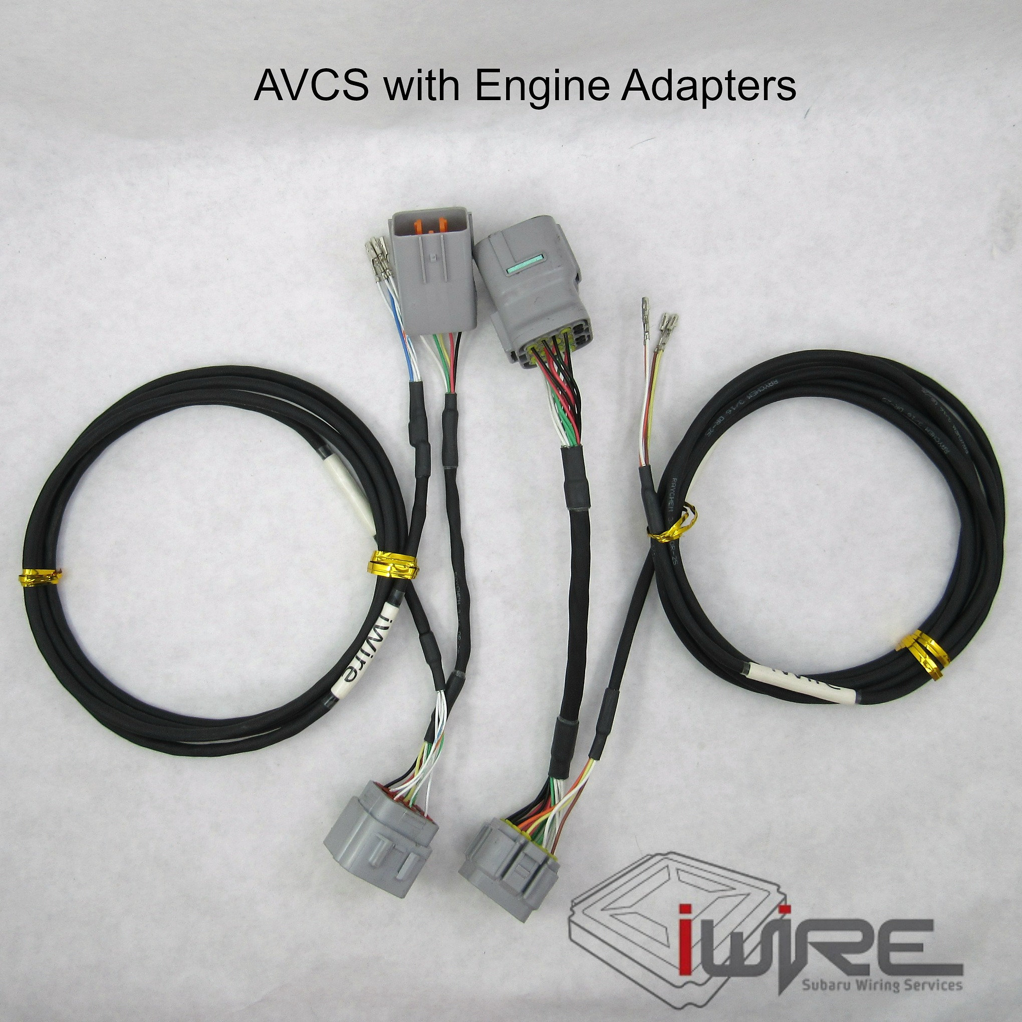 Subaru AVCS Bulkhead Wiring Kit Plug and Play ...
