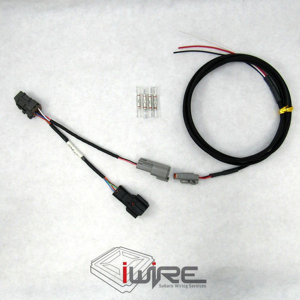 Subaru Transmission Swap Wiring Kit