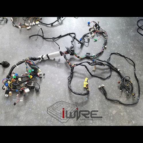iWire Pre-Merged Harness - 97 Impreza to JDM EJ20G