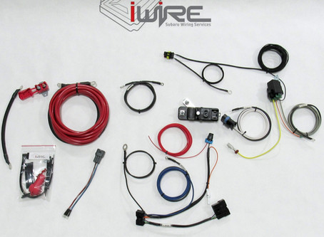 iWire Fuel Pump Controller Hardwire Kit