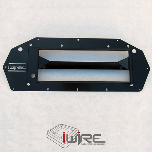 2008+ STi Intercooler Splitter for 1997-2001 Impreza Hoods