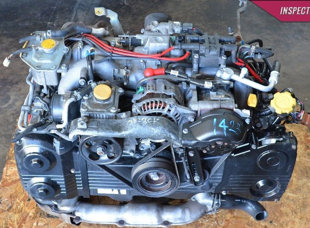 What is Subaru AVCS? An AVCS equipped JDM engine swap guide