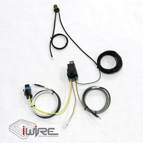 FPC Fuel Pump Controller Subaru Hardwire Wiring Kit for Radium Double Pump Tanks