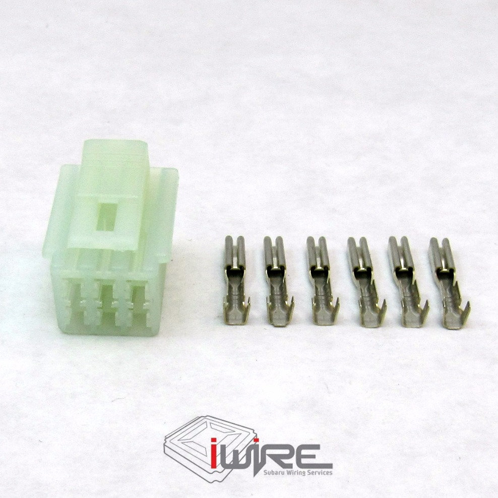 Initialization Connector for 2003-2005 WRX