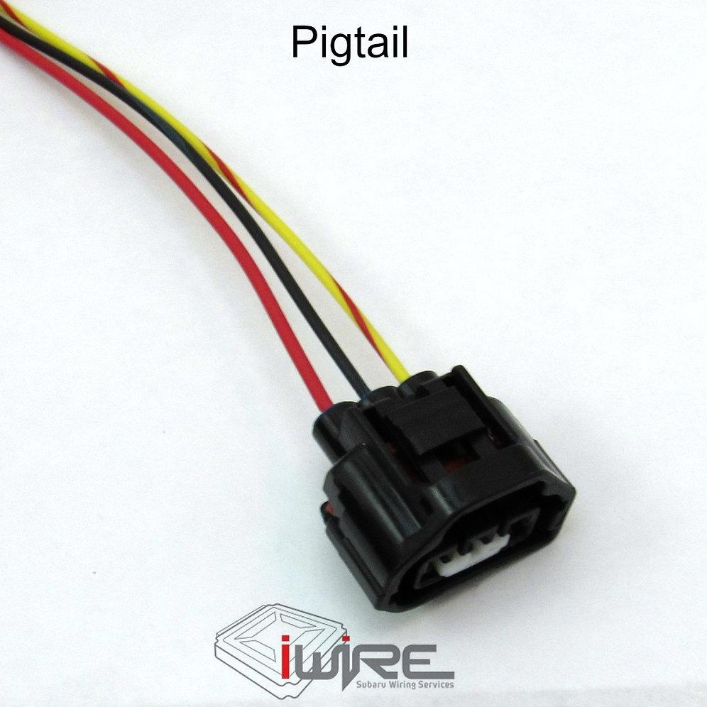 Throttle Position Sensor Plug