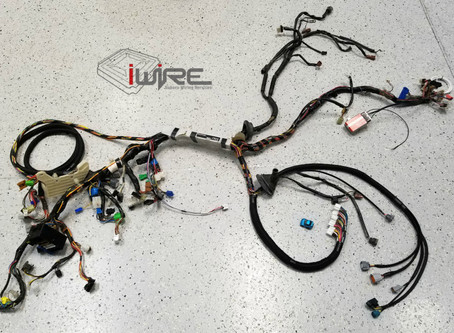iWire Merge Order Process