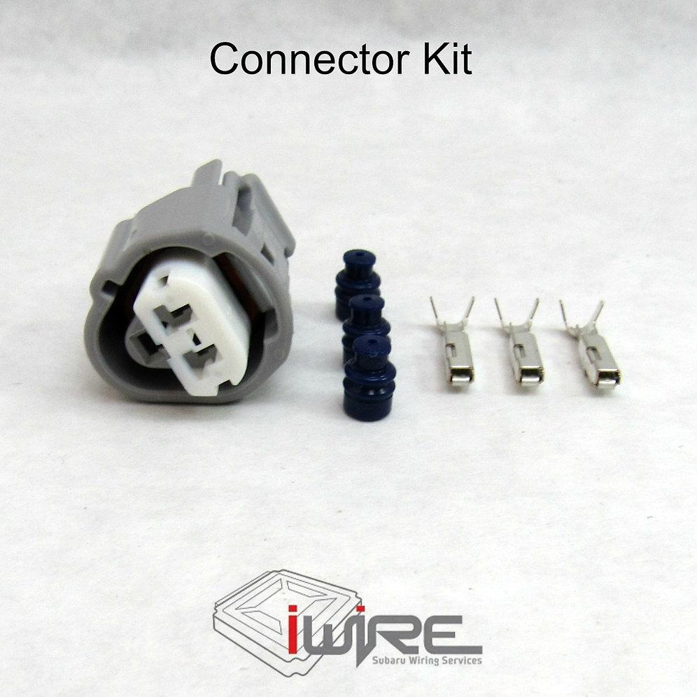 Coolant Temperature Sensor Plug - Earlier Model