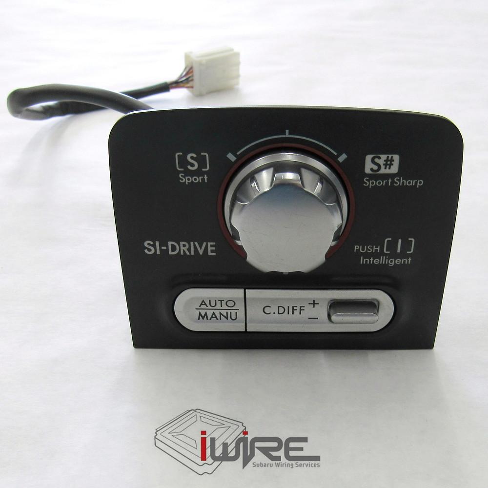 2008+ Subaru Controls for DCCD Contorller SI Drive