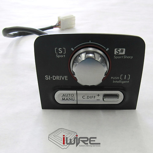 2008+ Controls for DCCD Units
