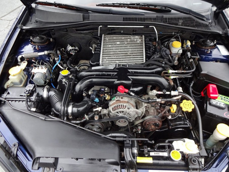 Single AVCS CANbus Equipped Engine Swap