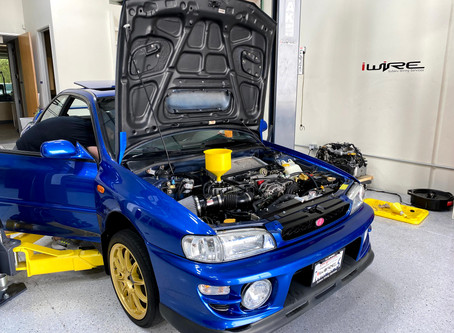 Bucky's EJ205 Swapped RS Budget and Part Numbers