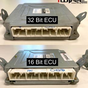 16 Bit ECU vs 32 Bit ECU in your Subaru