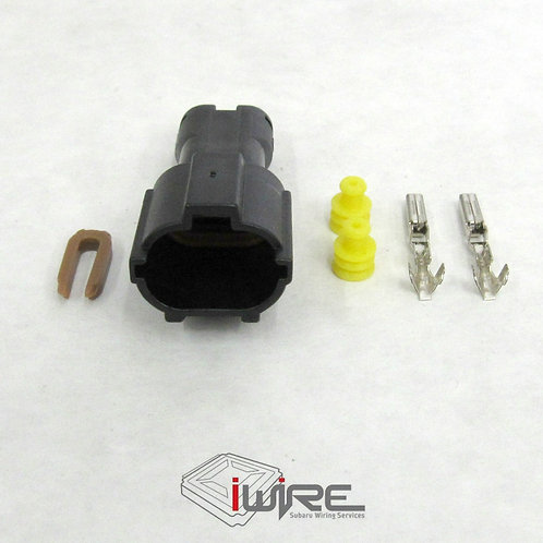 Replacement OEM Subaru Anti-Lock Brake System (ABS) Receptacle