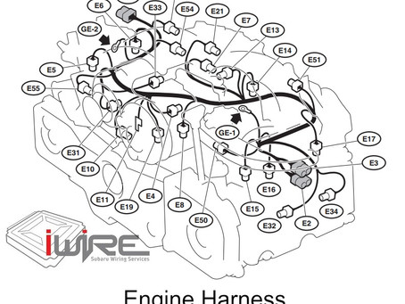 Subaru Wiring Harnesses Explained
